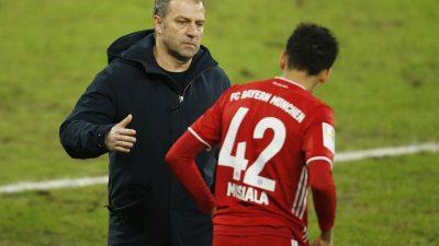 FC Bayern beginnt mit Musiala und Süle gegen Lazio