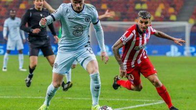 Tuchel mit FC Chelsea auf Viertelfinal-Kurs