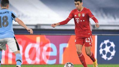 Nächstes Bayern-Zeichen – «Alle» freuen sich für Musiala