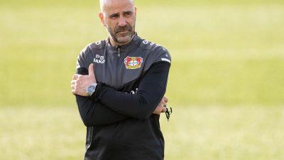 Gerne ohne Spektakel: Leverkusen und 1899 mit hohen Zielen