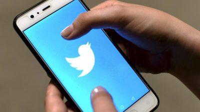 Twitter startet Umfrage unter Nutzern zu Umgang mit Spitzenpolitikern