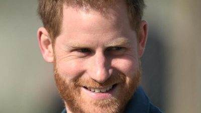 """Prinz Harry: Britische Presse hat meine """"psychische Gesundheit"""" zerstört"""