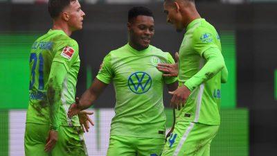 Wolfsburg siegt mit Glück – Hertha BSC bleibt auf Talfahrt