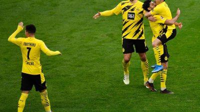 Dortmund weiter im Aufwind: Klarer Sieg über Bielefeld