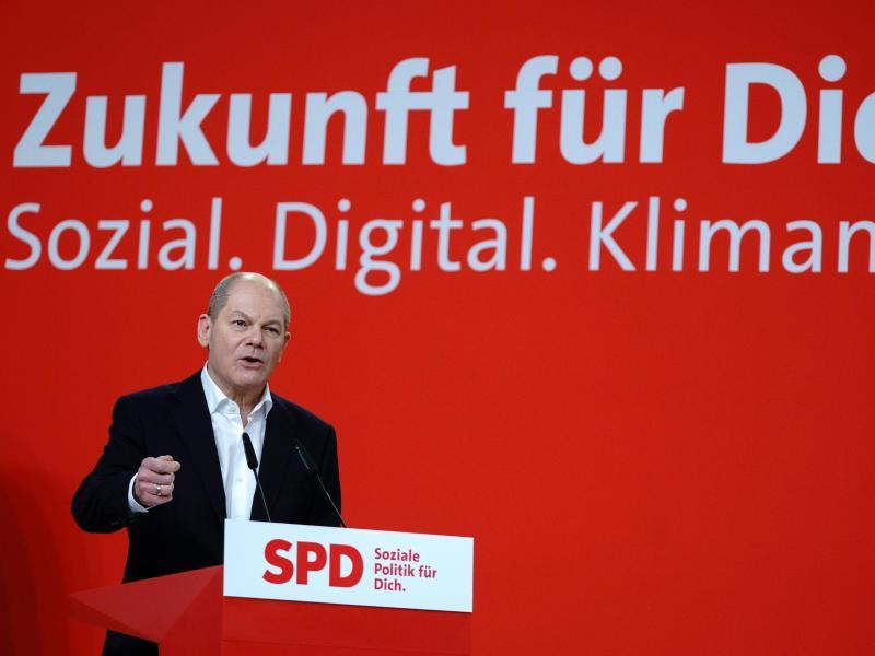 Scholz strebt EU-Armee an: Gleiche Rechte wie die Bundeswehr