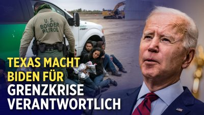 Texas: Biden verantwortlich für Grenzkrise   Twitter verklagt Generalstaatsanwalt von Texas