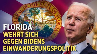 US-Admiral: China könnte Taiwan in sechs Jahren einnehmen   Florida plant Biden zu verklagen