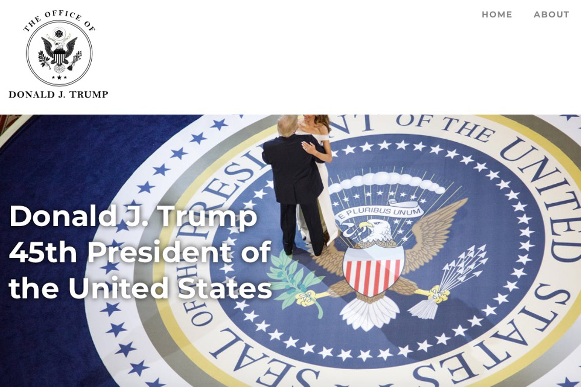45office.com – Trump startet neue Webseite