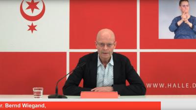 Ein völlig seltsamer Fall in Halle: Super-Spreader nach Impfung?
