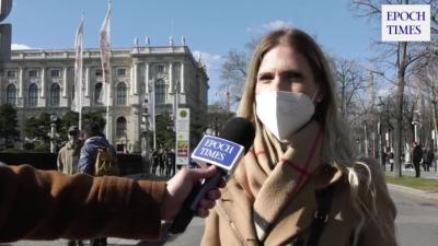 """Demo-Nachlese – Stimmen aus Wien: """"Hallo, die Pandemie ist vorbei"""""""