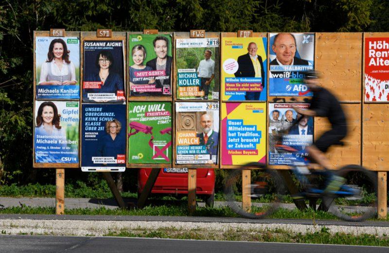 Heißer Wahlkampf Baden-Württemberg: Staatsschutz ermittelt gegen Landtagskandidat der Linken