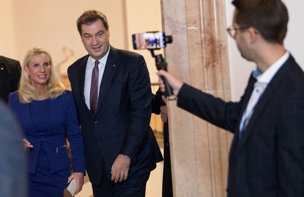 Meuthen fordert Rücktritt von Markus Söder – Firma seiner Frau soll sechsstellige Fördergelder kassiert haben
