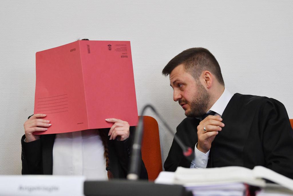Islamistischer Terrorprozess in München – Jennifer W. äußert sich