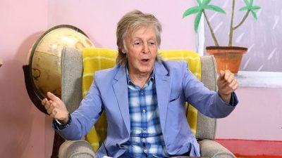 Paul McCartney bringt Kochbuch heraus