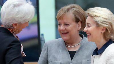 """Tagesspiegel: """"Krisenmanagement 'Made in Brussels' ist ein Trauerspiel"""""""