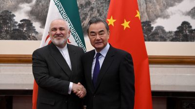 China und Iran unterzeichnen Kooperationsabkommen