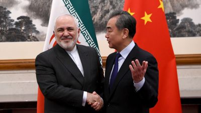 Iran kündigt Abkommen über 25-jährige Kooperation mit China an