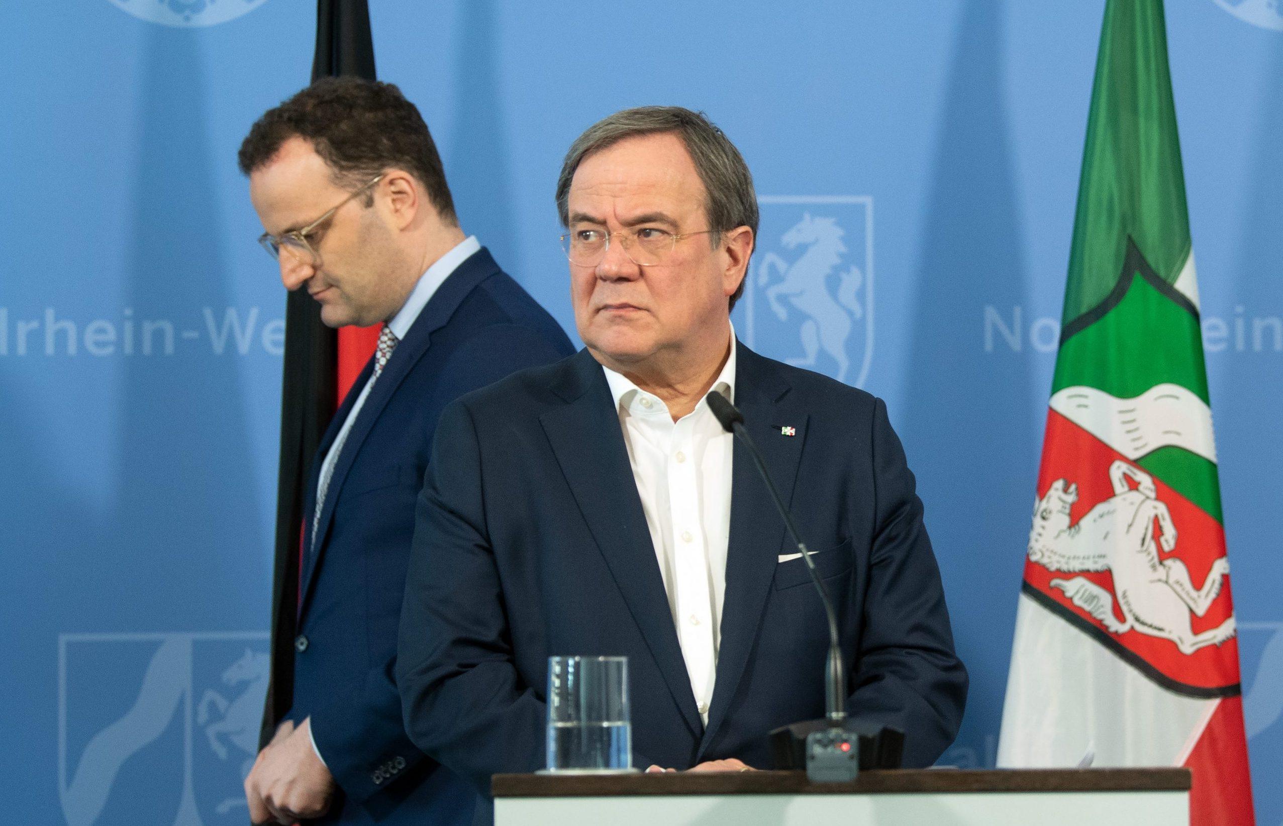 """""""Focus"""": Laschet muss auf Spahn verzichten – oder auf Kanzlerkandidatur"""
