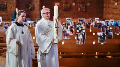 """""""Gottesdienste sind kein Beiwerk"""": Bischöfe und Priester wollen an Ostern nicht auf Präsenzgottesdienste verzichten"""