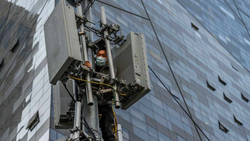 Totalüberwachung mit 5G: Was steckt hinter Chinas Stromausfällen?