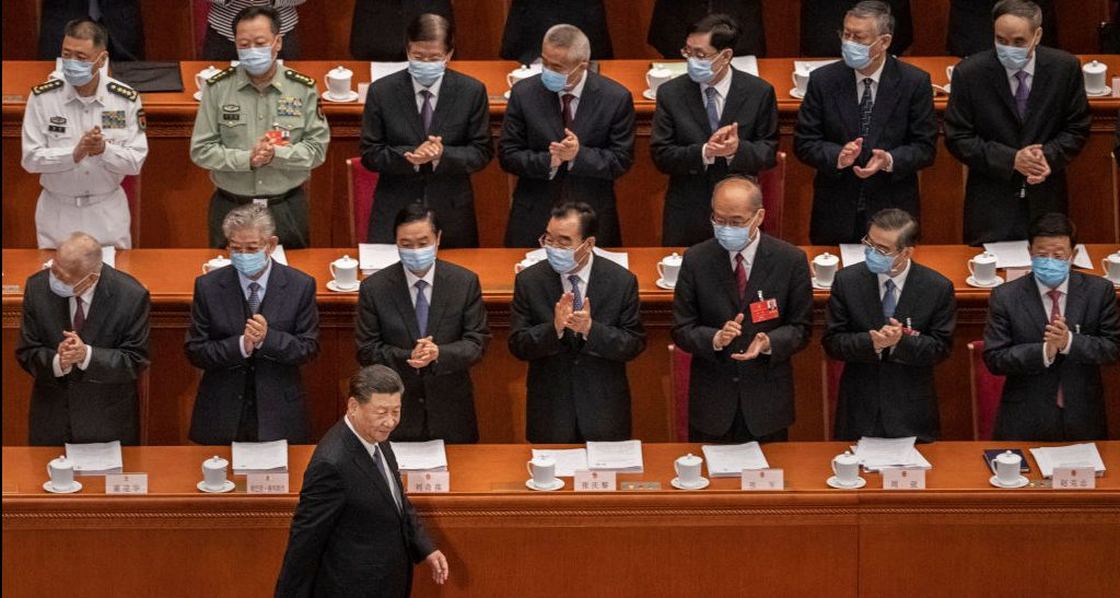 """G7-Staaten: China muss """"Unterdrückung"""" in Hongkong beenden"""
