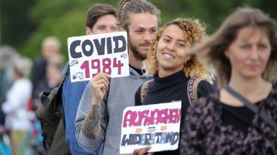 Demo-Verbot Dresden: 5.000 Euro Zwangsgeld für Organisator – Polizei stoppt Spaziergänger