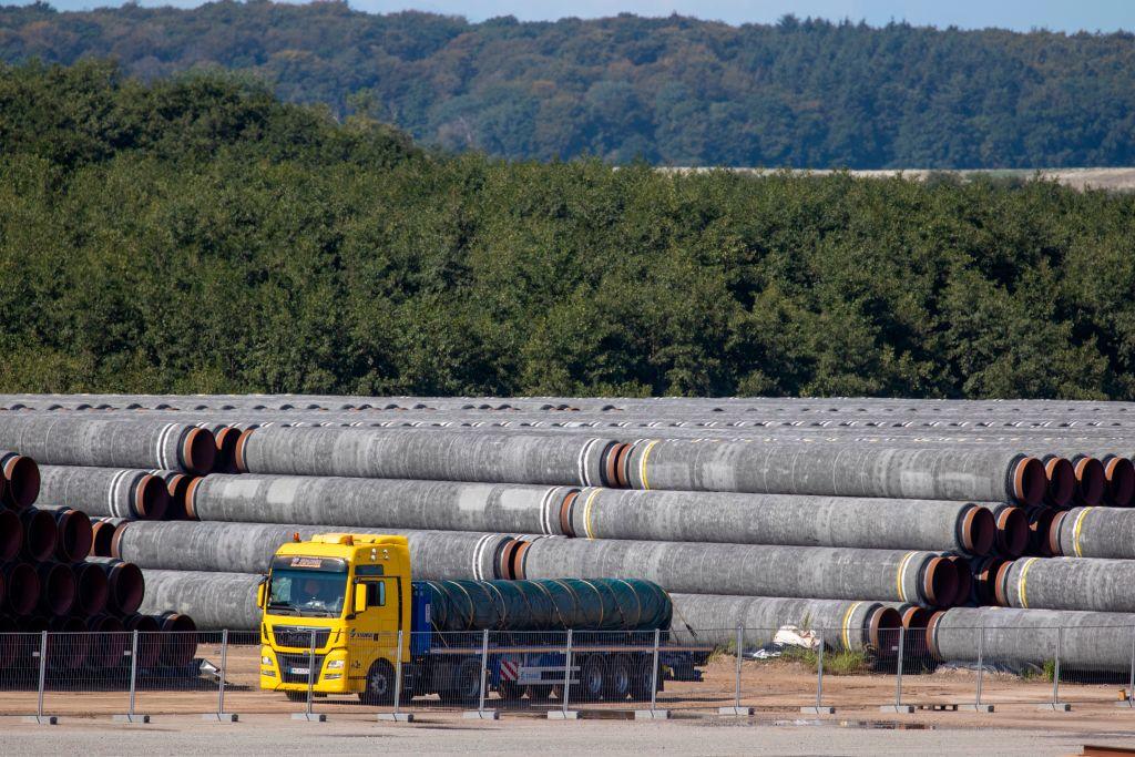"""Blinken kritisiert Nord Stream 2-Pipeline bei """"kurzem"""" Treffen mit Maas"""