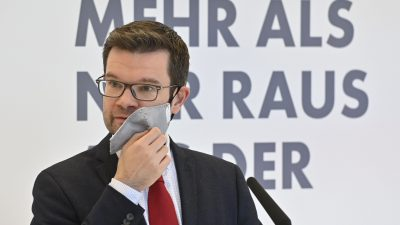 FDP-Fraktionsführer im Bundestag warnt vor Zusammenbruch von CDU und CSU