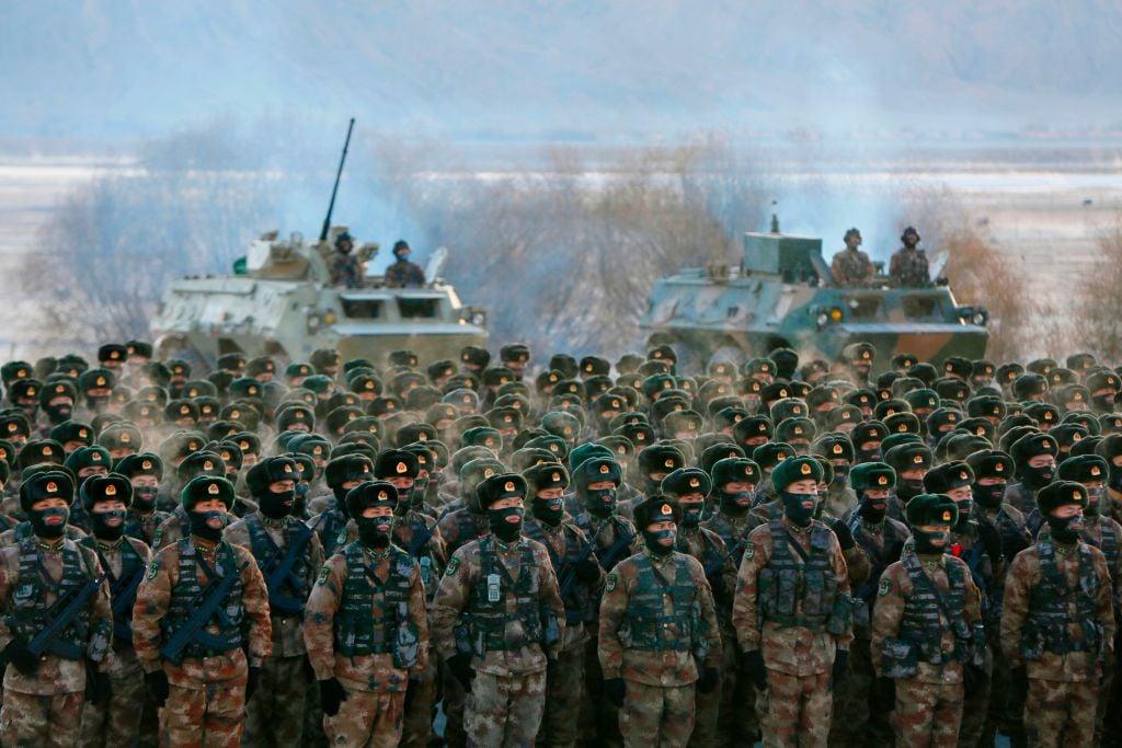 Verteidigungsministerium warnt vor Bedrohung durch China und Russland: Machtanspruch und Militär