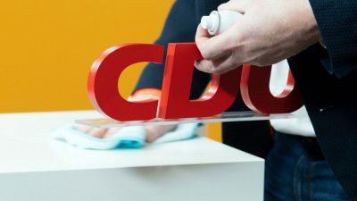 Masken-Deals in der CDU: Sogar der Zoll musste zurückgepfiffen werden