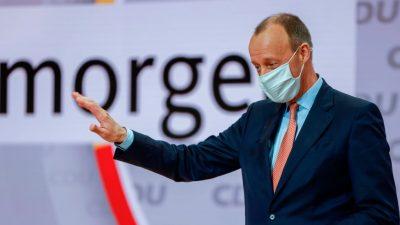 Merkels Wahlkreisnachfolger unterstützte Merz
