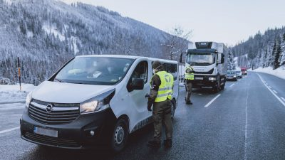 Österreich: Wiener Neustadt ab Mittwoch wegen Corona abgeriegelt – Bundesheer assistiert