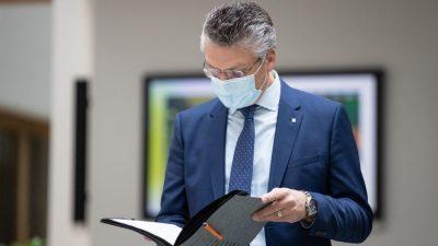 """RKI-Strategiepapier: """"Herdenimmunität gegen Corona noch unrealistisch"""""""