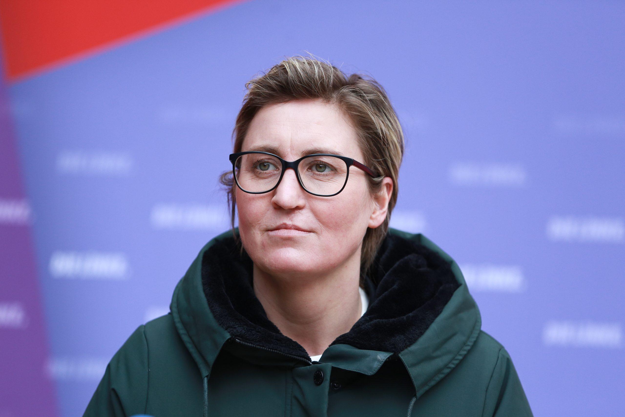 """Hennig-Wellsow ist für """"einen demokratischen Sozialismus"""": Die Linke will ihre Chance aufs Regieren nutzen"""