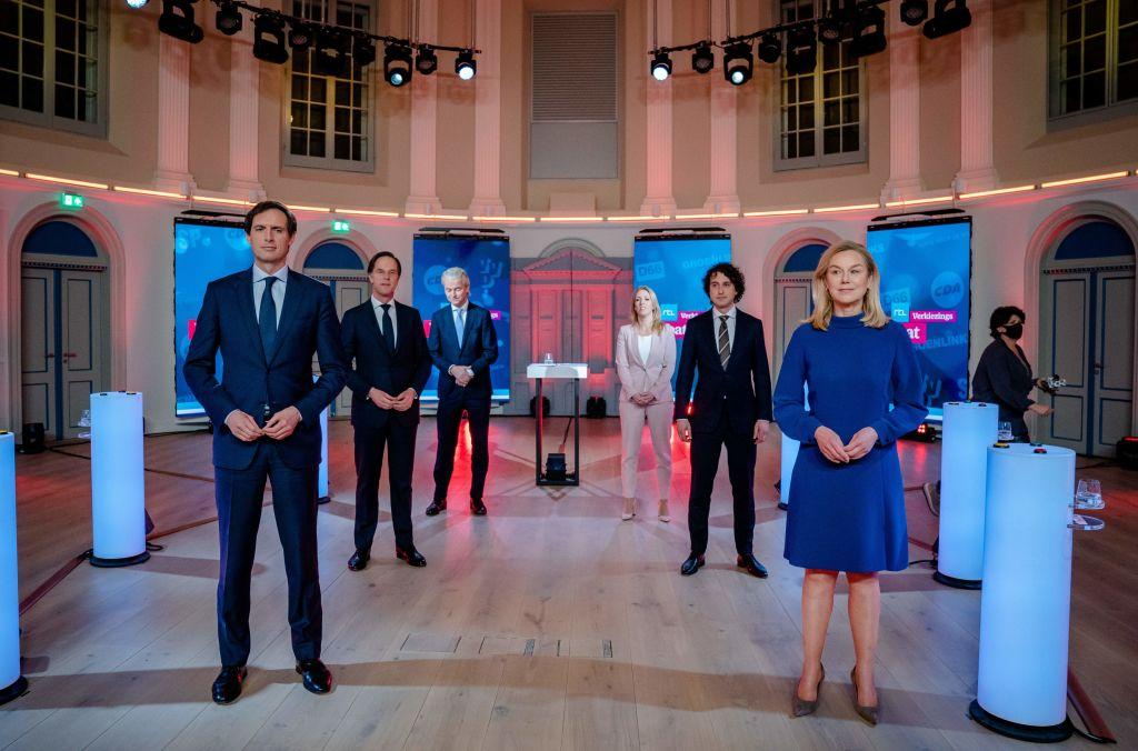 """""""Teflon"""" – Niederländischer Ministerpräsident Mark Rutte vor vierter Amtszeit"""
