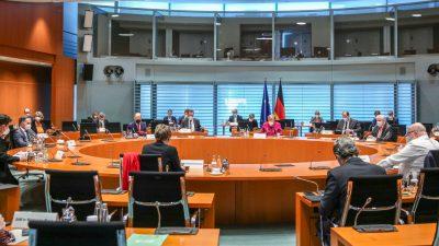 """Anfrage über """"Frag den Staat"""": Protokolle der Corona-Gipfel bleiben auf Wunsch des Kanzleramtes geheim"""