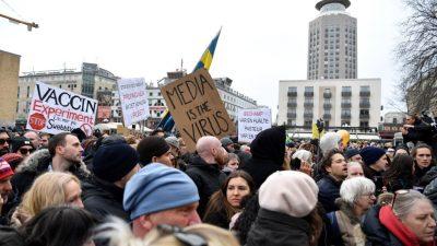 Blick nach Schweden: Ist der deutsche Lockdown alternativlos?