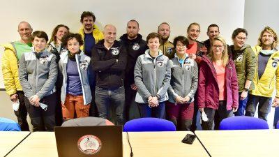 Frankreich: 15 Freiwillige wollen 40 Tage lang als Höhlenmenschen leben