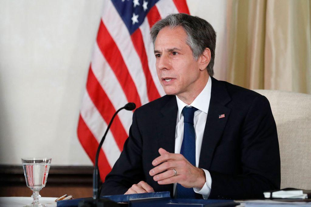 """US-Außenminister warnt vor zunehmend """"repressiver"""" und """"aggressiver"""" agierendem China"""