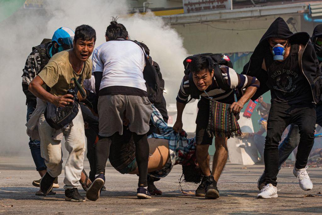 Militärchefs aus zwölf Ländern verurteilen Gewalt gegen Demonstranten in Myanmar