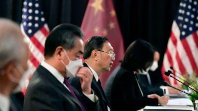 Peking verärgert über Boykott-Überlegungen der USA zu Olympischen Winterspiele