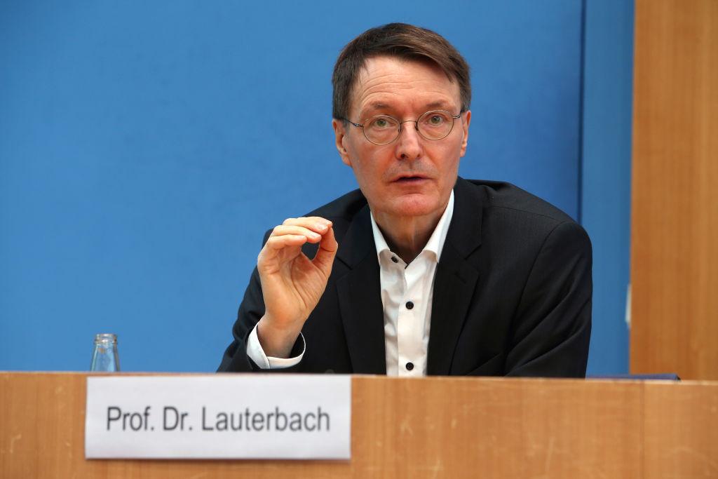 Mit düsteren Szenarien Angst verbreitet: Palmer kritisiert Lauterbachs Aussagen in der Pandemie