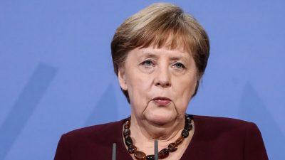 """Masken-Affäre: Merkel nennt Geschäfte von Unionsabgeordneten """"empörend"""""""