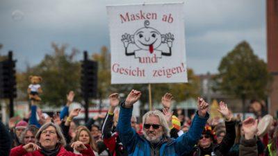 """Bundesweite Corona-Demo am Samstag in Stuttgart: """"Grundrechte sind nicht verhandelbar"""""""