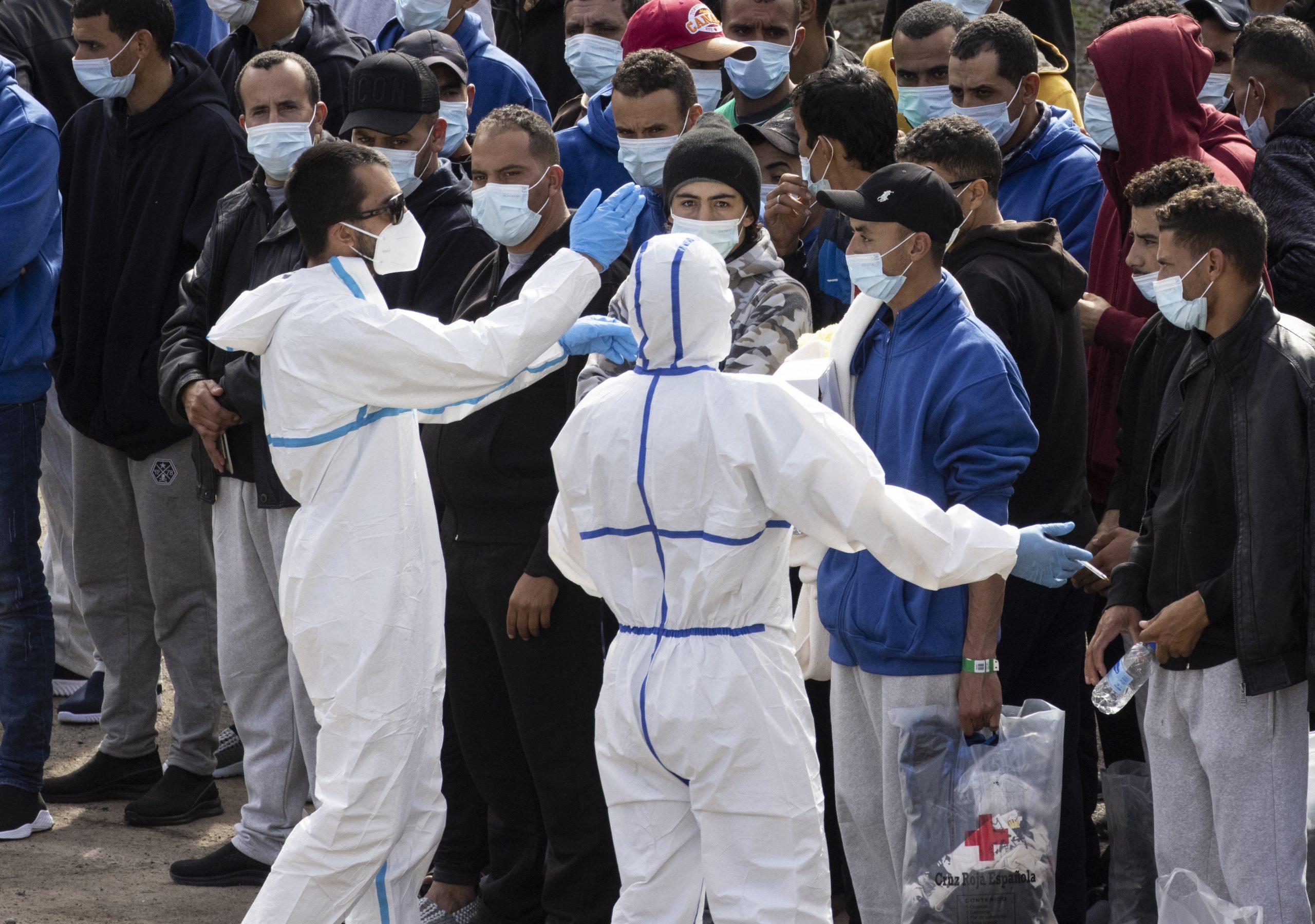 Moria 2.0 auf Gran Canaria? 1.200 Asylbewerber fordern Transfer zum Festland