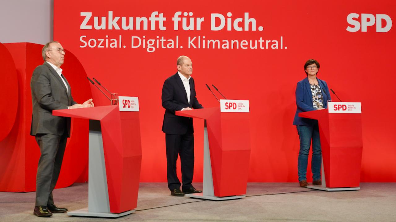 SPD-Wahlprogramm: Vermögenssteuer und Klimaneutralität bis 2050
