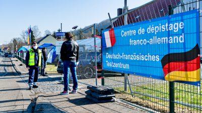 """""""Schleierfahndung"""" an der Grenze zum französischen Bezirk Moselle – Kontrolle ohne konkreten Anlass"""