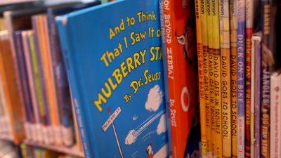 """Dr. Seuss-Bücher (""""Der Grinch"""") wegen """"verletzender und falscher"""" Bildsprache aus dem Programm genommen"""