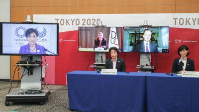 Impfstoffdiplomatie: IOC will Olympia-Athleten mit chinesischem Impfstoff versorgen