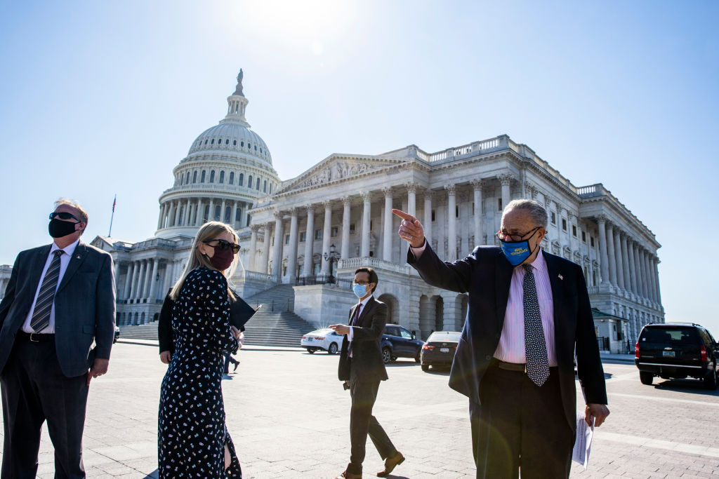 US-Kongress verabschiedet billionenschweres Corona-Hilfspaket
